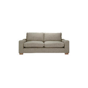 Photo of Finest Dakota Large Linen Sofa - Natural Furniture