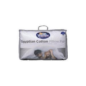 Photo of New Silentnight Egyptian Cotton Pillow Pair Bedding