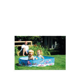Tesco 4Ft Snap Set Pool Reviews