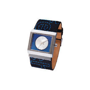 Photo of Fenchurch Mens Logo Strap Watch Watches Man
