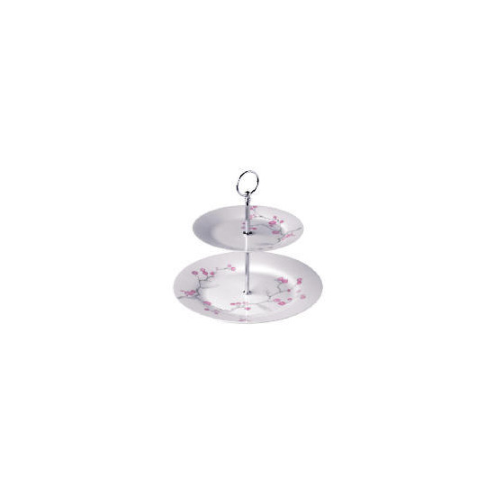 Elspeth Gibson Blossom cake stand