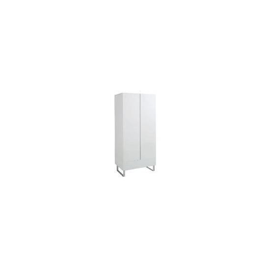 Costilla Double Wardrobe, White
