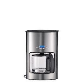 Tesco CMD08 Digital Coffee Maker Reviews