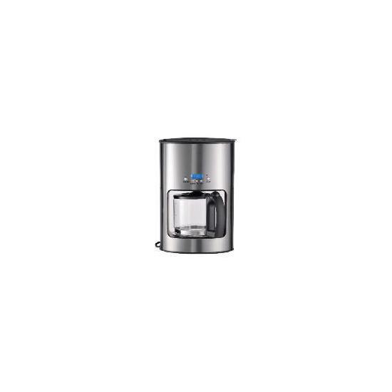 Tesco Cmd08 Digital Coffee Maker Reviews Compare Prices