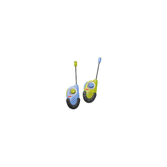 Fisher Price Kid Tough Walkie Talkies