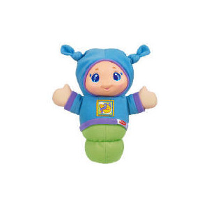 Photo of Playskool Lullaby Glowworm (Pink & Blue) Toy