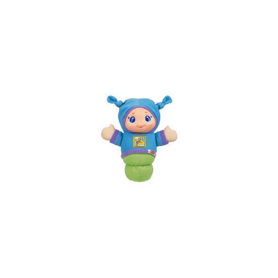 Playskool Lullaby Glowworm (Pink & Blue)
