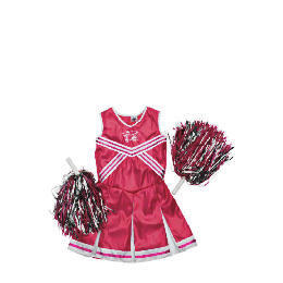 High School Musical Pink Metallic Cheerleader Dress Up Age 8/11 Reviews