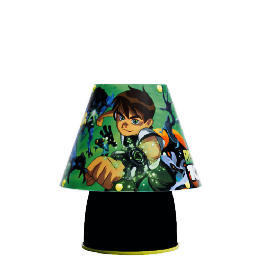 Ben 10 Glow in the Dark Pendant & Kool Lamp Reviews