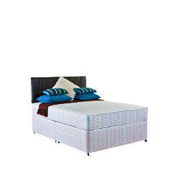 Layezee Value Memory Foam Double 2 Drawer Divan Set Reviews