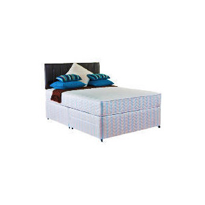 Photo of Layezee Value Memory Foam Double 2 Drawer Divan Set Bedding