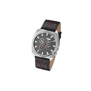 Photo of Base Mens Chronograph Red Stitch Watch Watches Man
