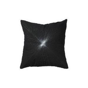 Photo of Tesco Lurex Silver Star Cushion Cushions and Throw