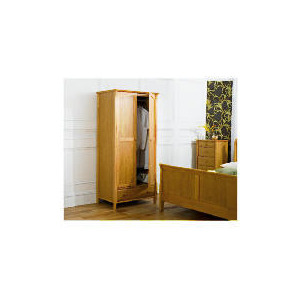 Photo of Windsor Double Wardrobe, Oak Furniture