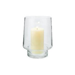 Photo of Tesco Clear Glass Hurricane Lamp Home Miscellaneou