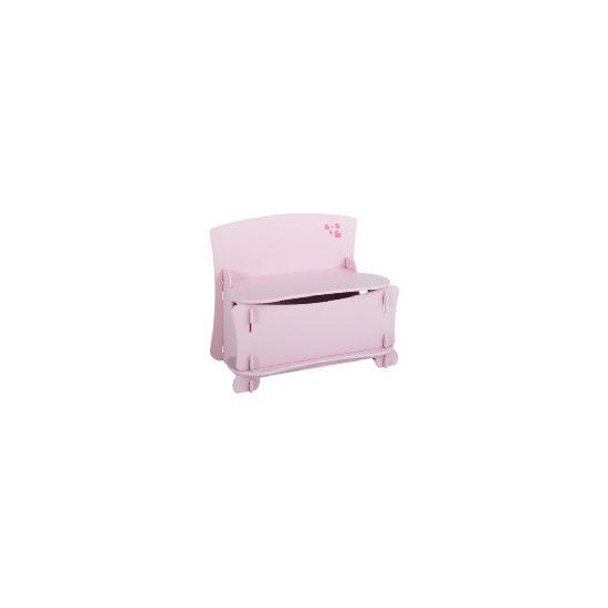 Loveheart Toybox Bench