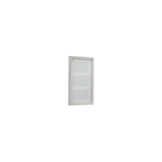 Tesco Block Silver Frame 3 Aperture