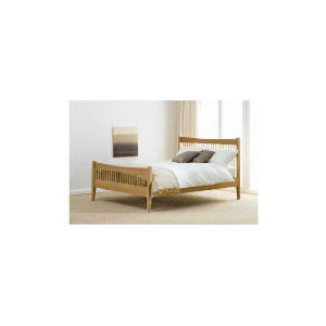Photo of Illinois King Bed Frame, Oak Bedding