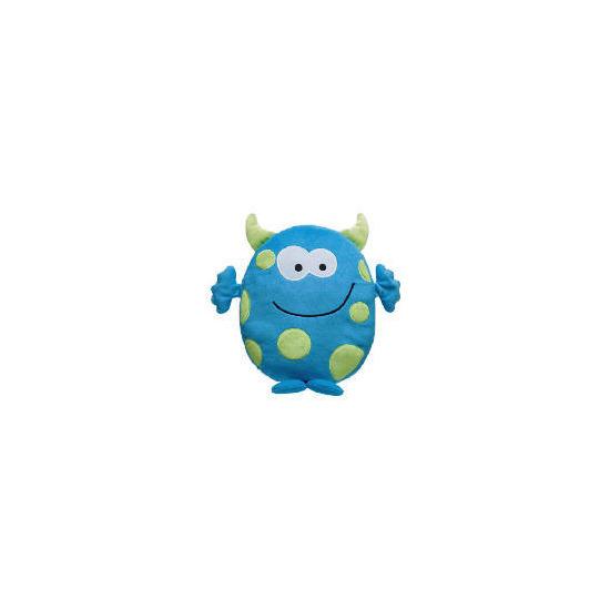 Tesco Kids Cheeky Monster Cushion