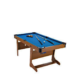 BCE 4ft 6in Folding Pool Table Reviews
