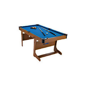 Photo of BCE 4FT 6IN Folding Pool Table Sports and Health Equipment