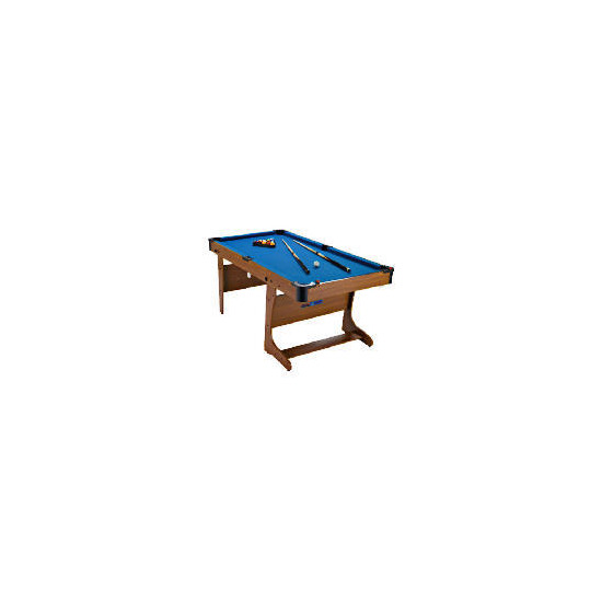 BCE 4ft 6in Folding Pool Table