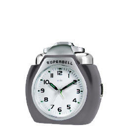 Acctim Superbell Titanium Colour Alarm Clock Reviews