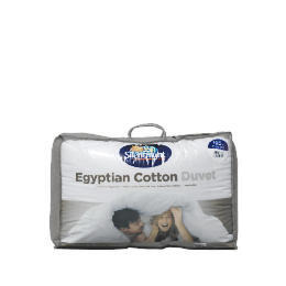 Silentnight Egyptian cotton duvet Kingsize 10.5 tog Reviews