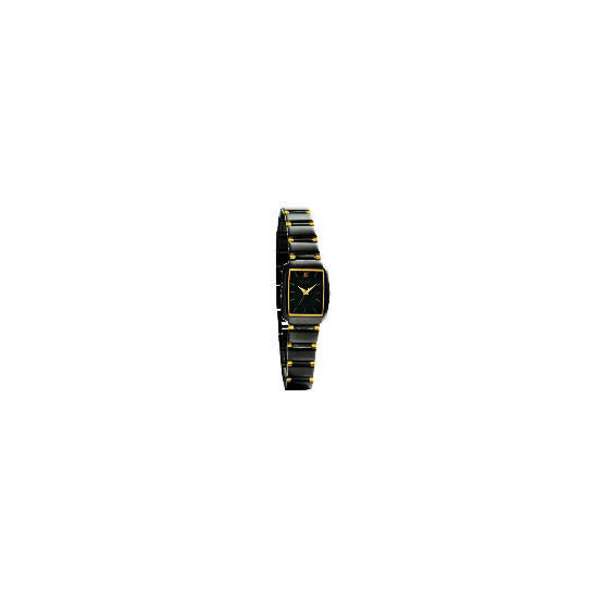 Pulsar Ladies ION Plated Dress Watch