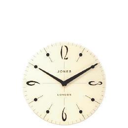 Jones & Co Seventies Clock Reviews
