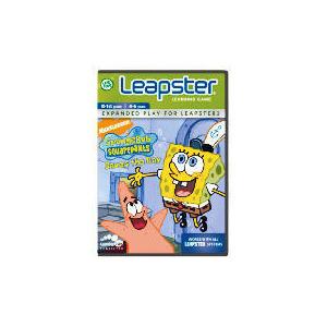 Photo of Leapfrog Leapster 2 Sponge Bob Software Toy