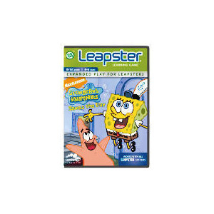 Photo of Leapfrog Leapster 2 Sponge Bob Software Toy