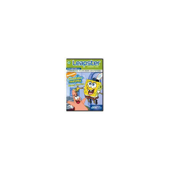 Leapfrog Leapster 2 Sponge Bob Software