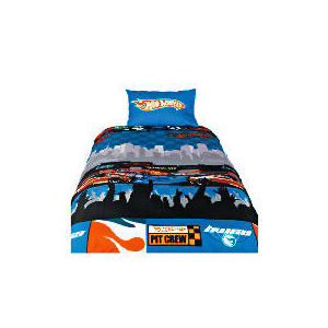 Photo of Hot Wheels Rotary Duvet Bed Linen