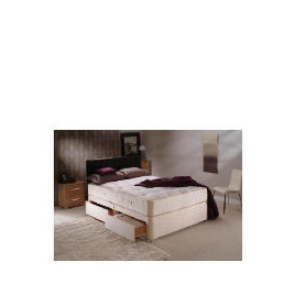 Sealy Classic Ortho Superior King 4 Drawer Divan Set Reviews