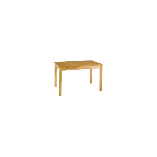 Papillon Dining Table, Natural