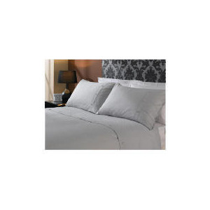 Photo of HOTEL 5* Squares Duvet Set Superking, Grey Bed Linen