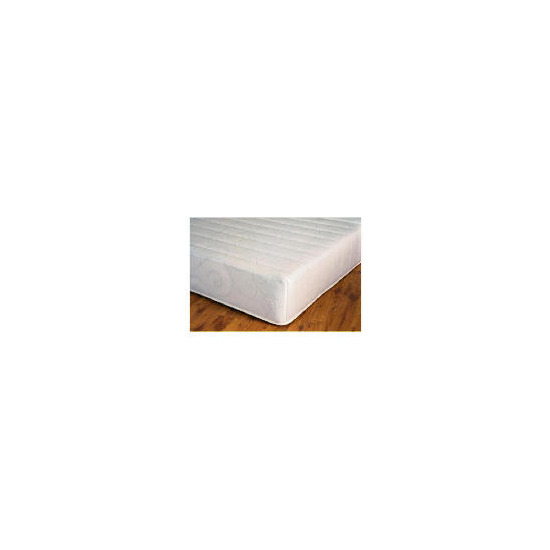 Silentnight Miracoil 3-Zone Memory Bed Mattress Chicago Single Mattress