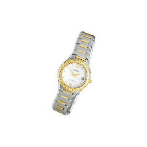 Photo of Lorus Ladies Two Tone Bracelet Watch Jewellery Woman