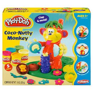 Photo of Playdoh Coco Nutty Monkey Toy