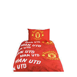 Manchester United Football Club Rotary Duvet Reviews