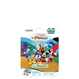 Vtech V Motion Mickey Mouse Software Reviews