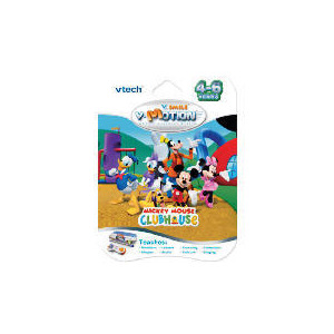 Photo of VTECH V Motion Mickey Mouse Software Toy