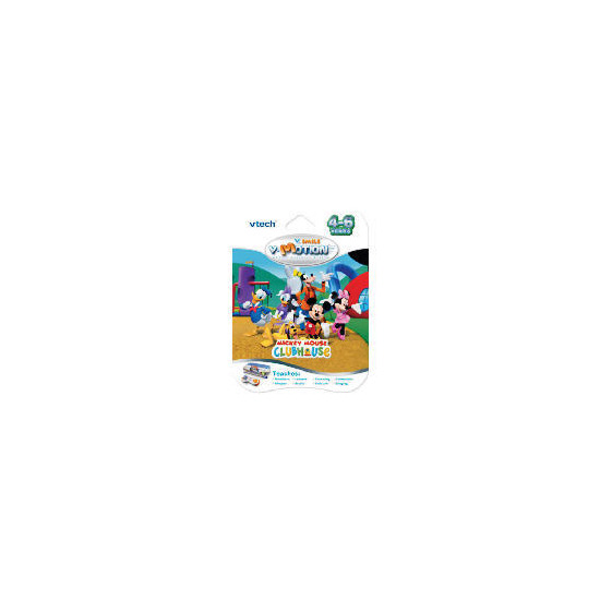 Vtech V Motion Mickey Mouse Software