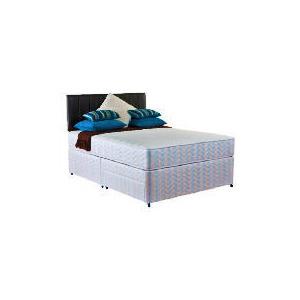 Photo of Layezee Value Memory Foam King 2 Drawer Divan Set Bedding