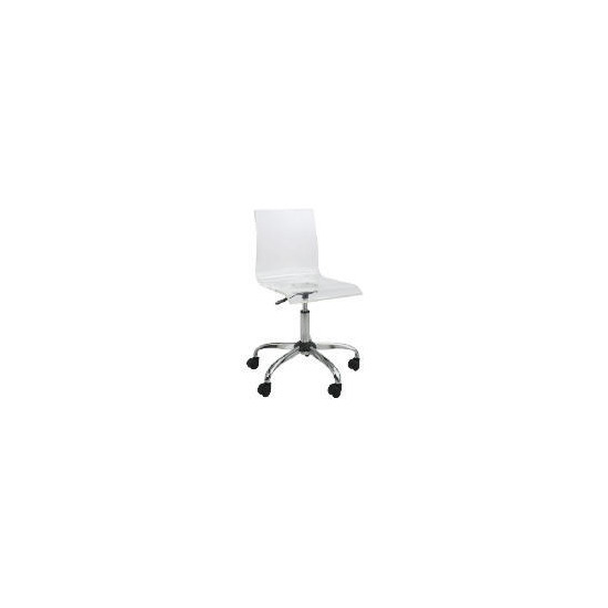 Lotus Acrylic Home Office Chair