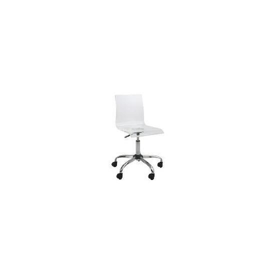 Lotus Acrylic Home Office Chair
