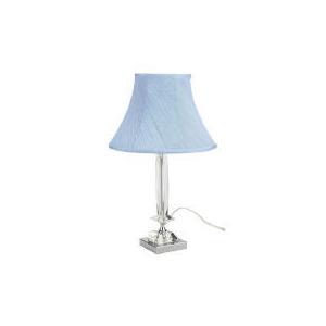 Photo of Tesco Twisted Shade Blue Small Lighting