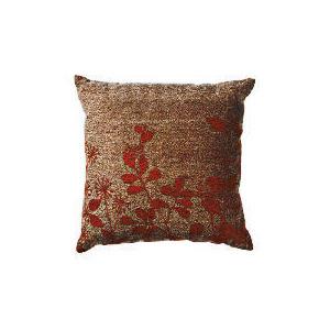 Photo of Tesco Botanical Jacquard Cinnamon, Maci Cushions and Throw