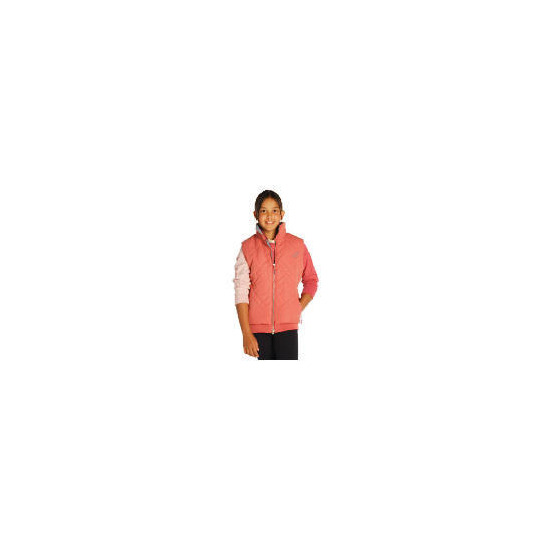 Harry Hall Girls Hazelwood Gilet/Cedar 12 Years